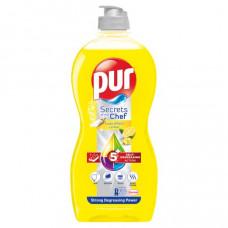 Mosogató Pur 450ml Secret of Chef Lemon